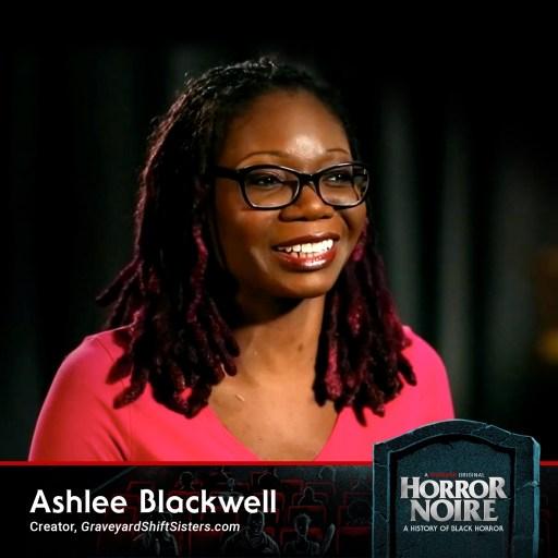 horror noire, ashlee blackwell, theblerdgurl