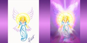 Custom Sacred Art by Deb Barrett