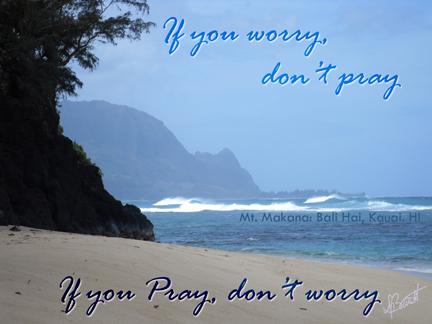 Mt. Makana, Kauai, Hi,