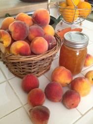 Miss my Momma's peach tree.