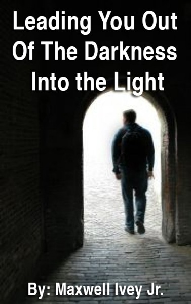 ebook cover image leading you out of the darkness into the light