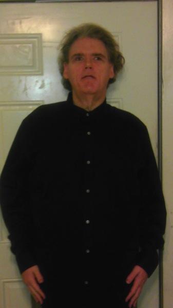 Black shirt photo