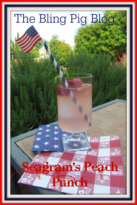 seagrams peach punch 5