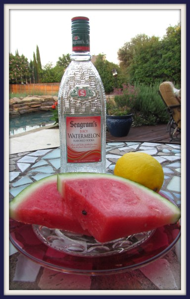 Seagram's Spiked Watermelon Lemonade