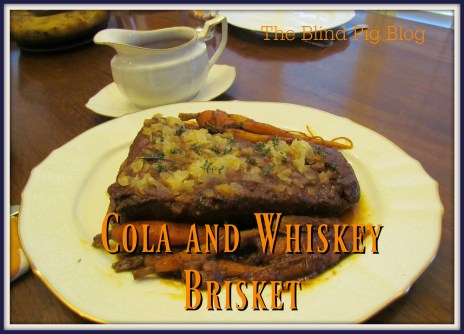 cola whiskey brisket 4