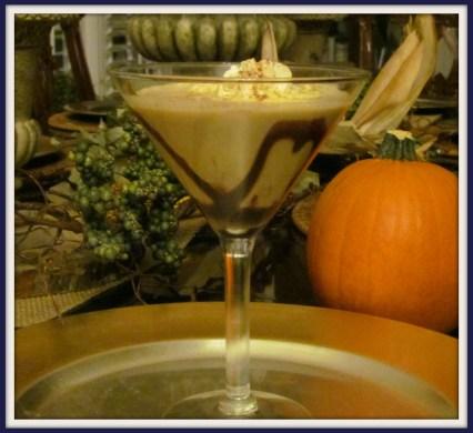 pumpkin spice martini 3