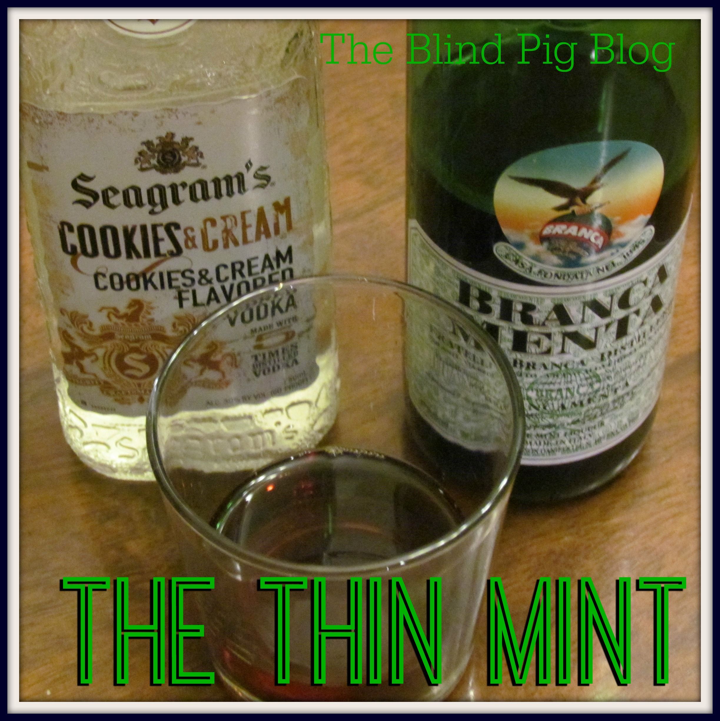 the thin mint