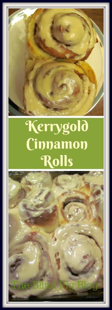 Kerrygold Cinnamon Rolls