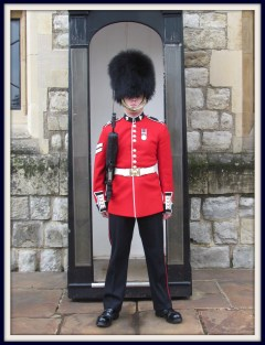 tower of london guard