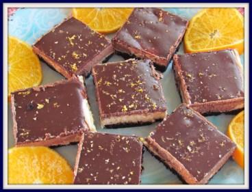 spirited chocolate orange bars12