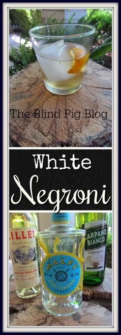 white negroni