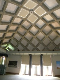 Botantic Gardens skylights