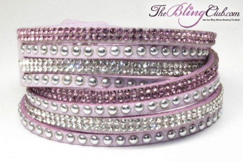 the-bling-club-com-mauve-vegan-leather-swarovski-wrap-bracelet-crystals-and-studs