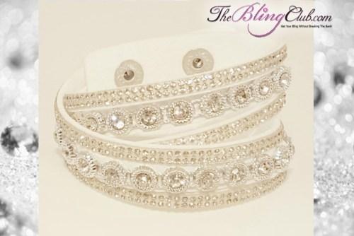 theblingclub-com-modern-antique-white-wrap-vegan-leather-crystal-bracelet