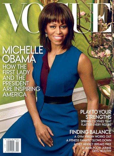 Michelle Obama Vogue April 2013