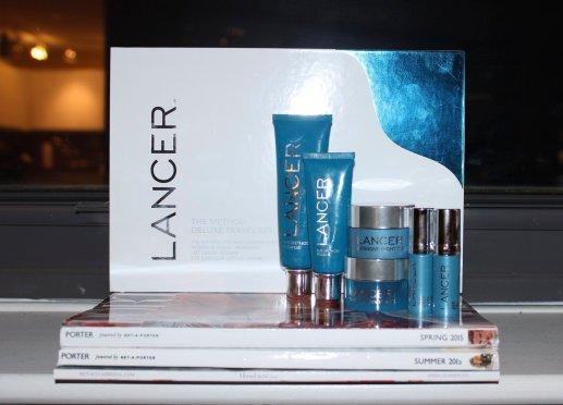 Lancer Deluxe Travel Set