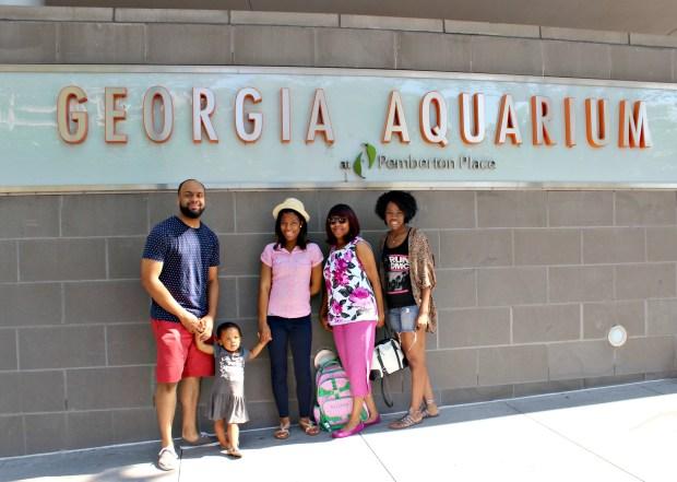 Atlanta Travel - Georgia Aquarium