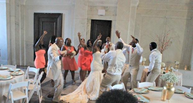 Atlanta Travel - Wedding Party