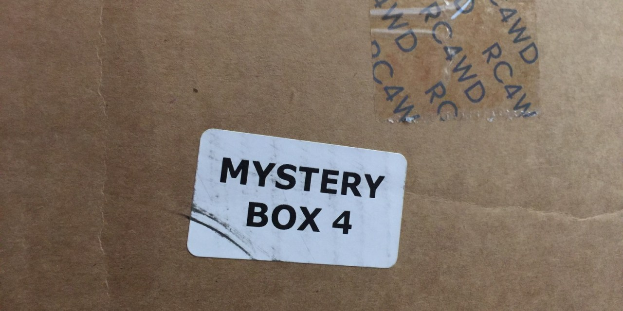 What's inside the Big RC4WD Mystery Box