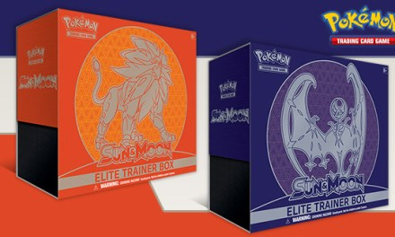 Unboxing: Pokemon Sun & Moon Elite Trainer boxes