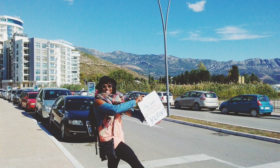 hitchhiking montenegro