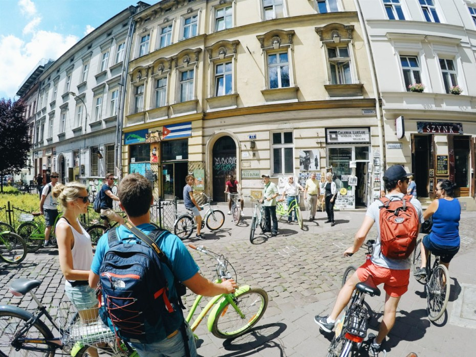 Krakow Bike Tour with Cool Tour Company | TheBlogAbroad.com