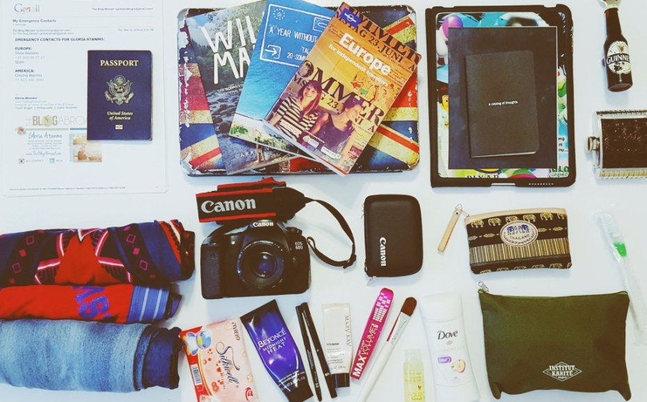 Carry-On Items | The Blog Abroad