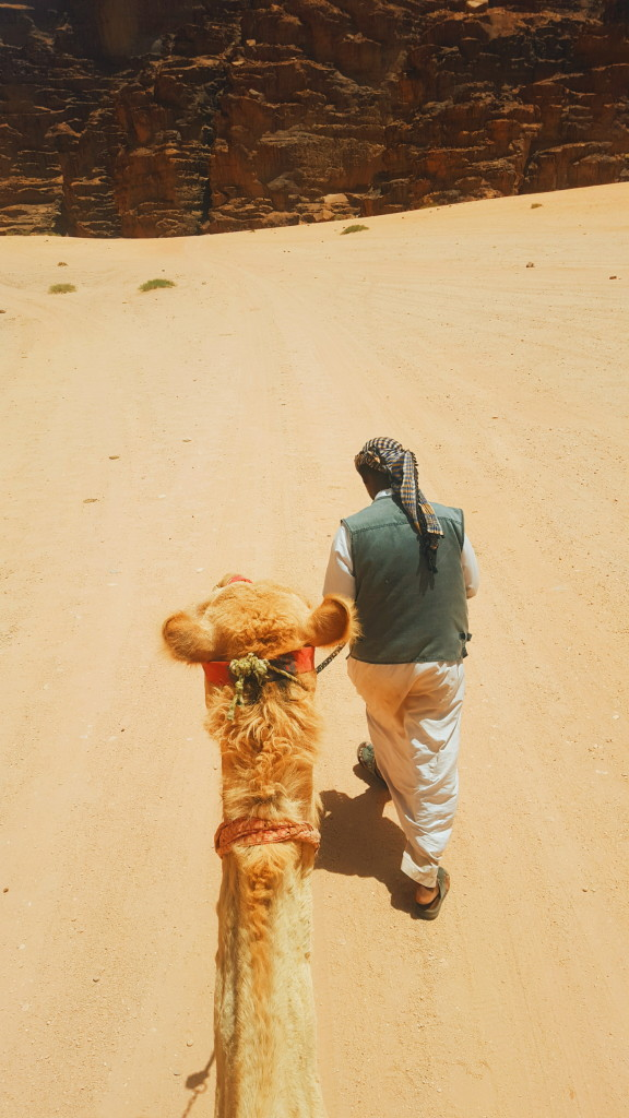 Wadi Rum Desert, Jordan | TheBlogAbroad.com