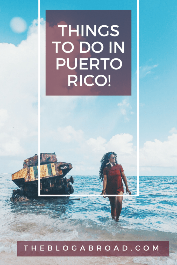 Visiting Puerto Rico and Becoming an Island Queen / TheBlogAbroad.com