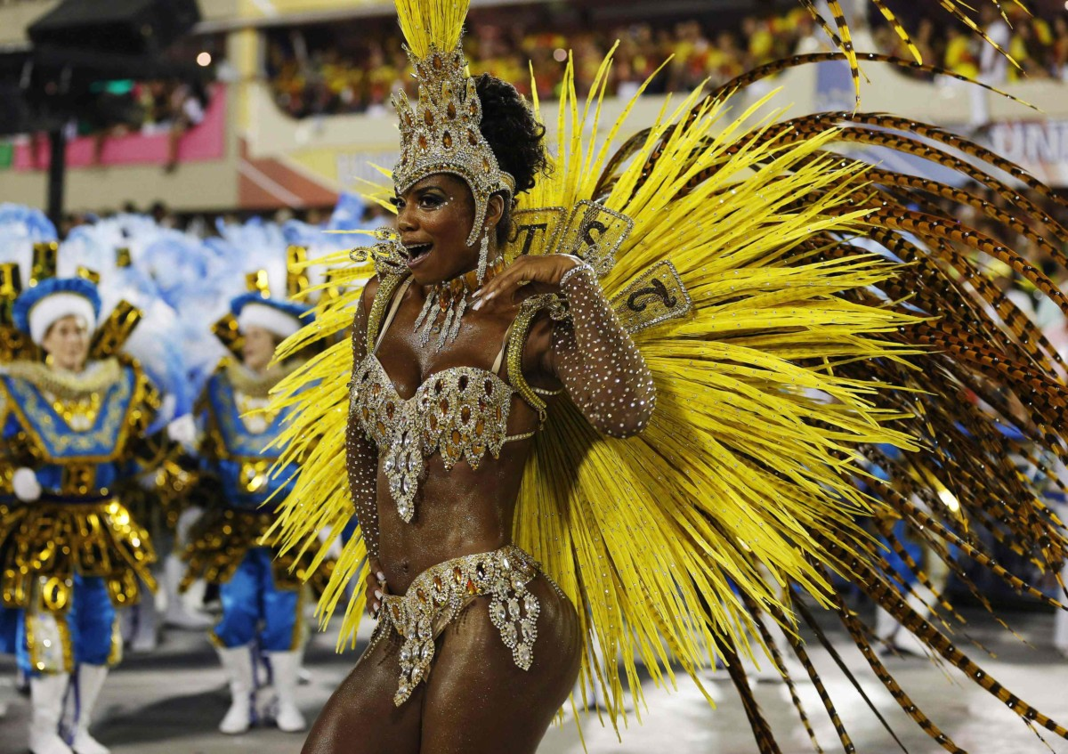picture Rio Carnival:A Gentlemens Guide To The Spectacular Festival