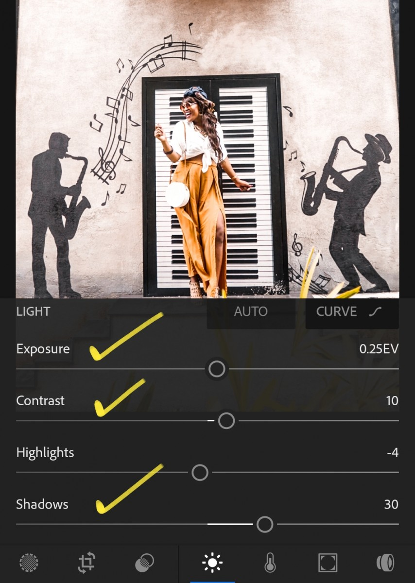 How I Edit My Travel Photos With Adobe Lightroom Mobile