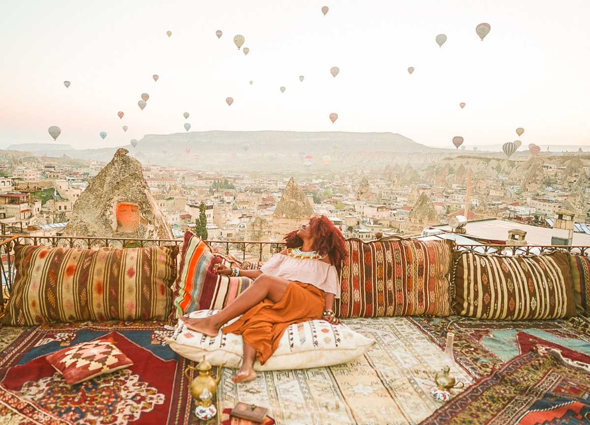 The Ultimate Guide to Cappadocia, Turkey | Hot Air Balloon Heaven