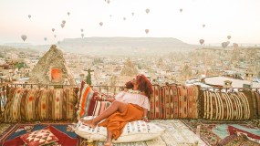 The Ultimate Guide to Cappadocia, Turkey | Hot Air Balloon Heaven | TheBlogAbroad.com