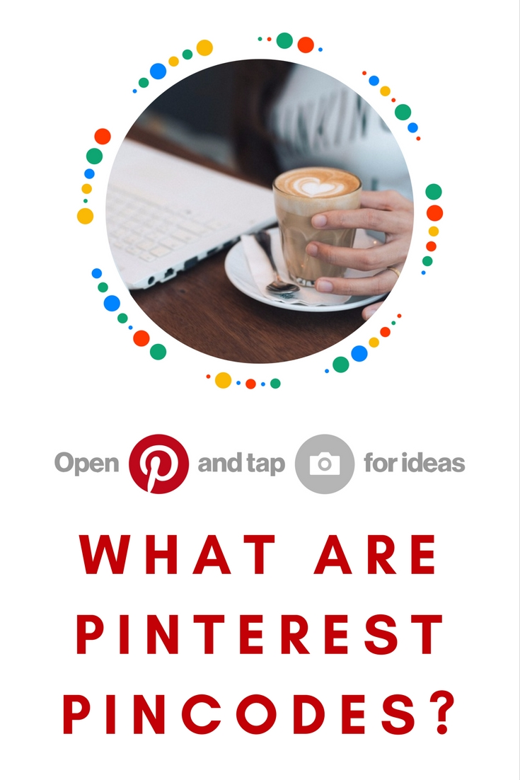Blog tips. Social media tips. Pinterest's new Pincodes are a fun feature that leads your customers right to your most important posts. Find out how to use them for your online business.