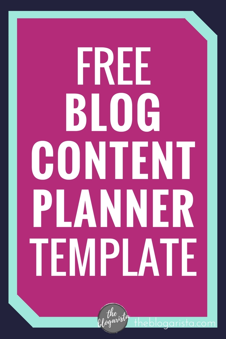 Free Editorial Calendar Template Using Google Docs The Blogarista