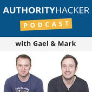 authority hacker podcast cover
