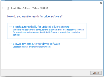 Solution No 4 - Update or Roll Back the Device Driver  (2)
