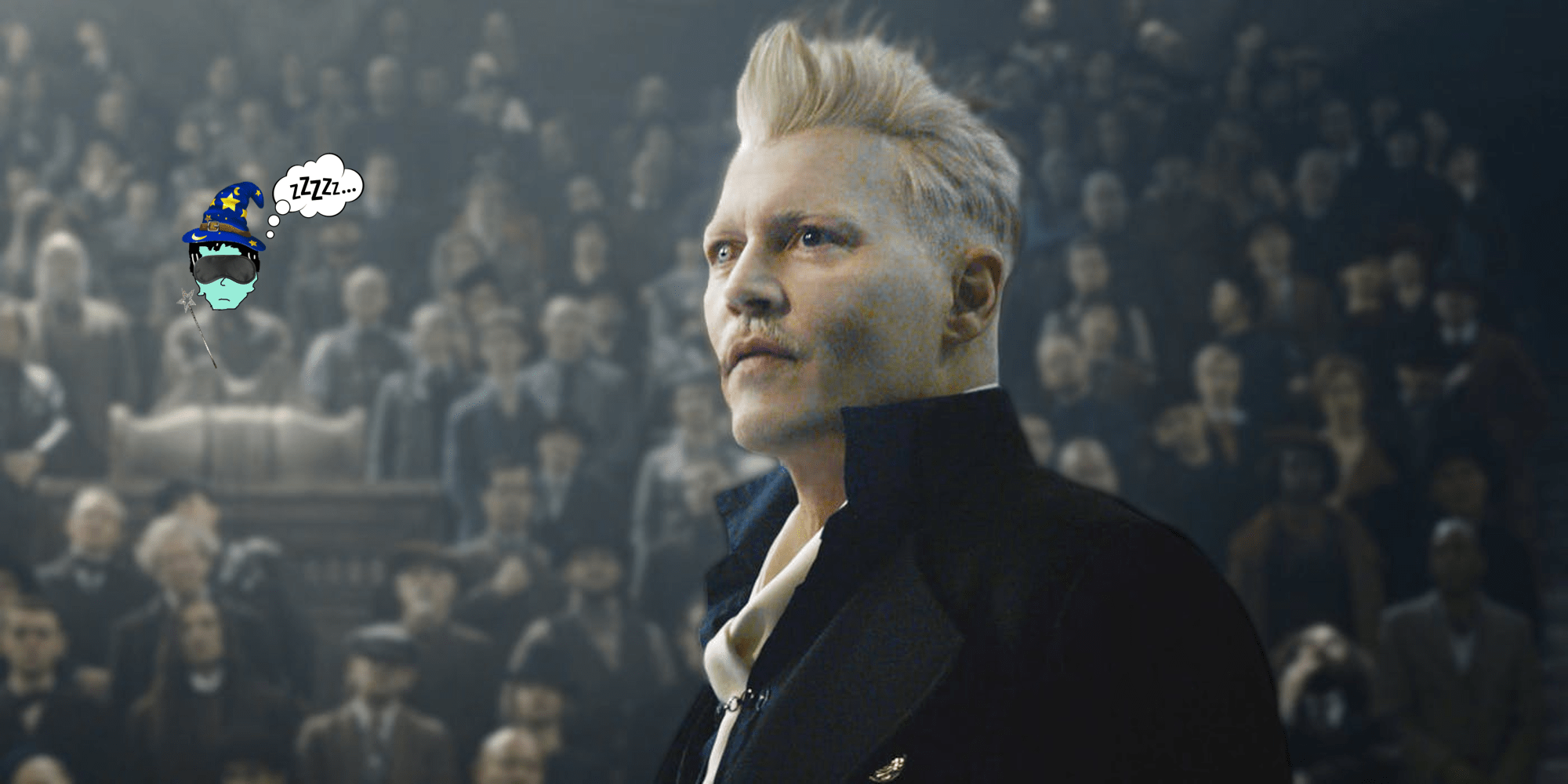 Fantastic Beasts: The Crimes of Boredom