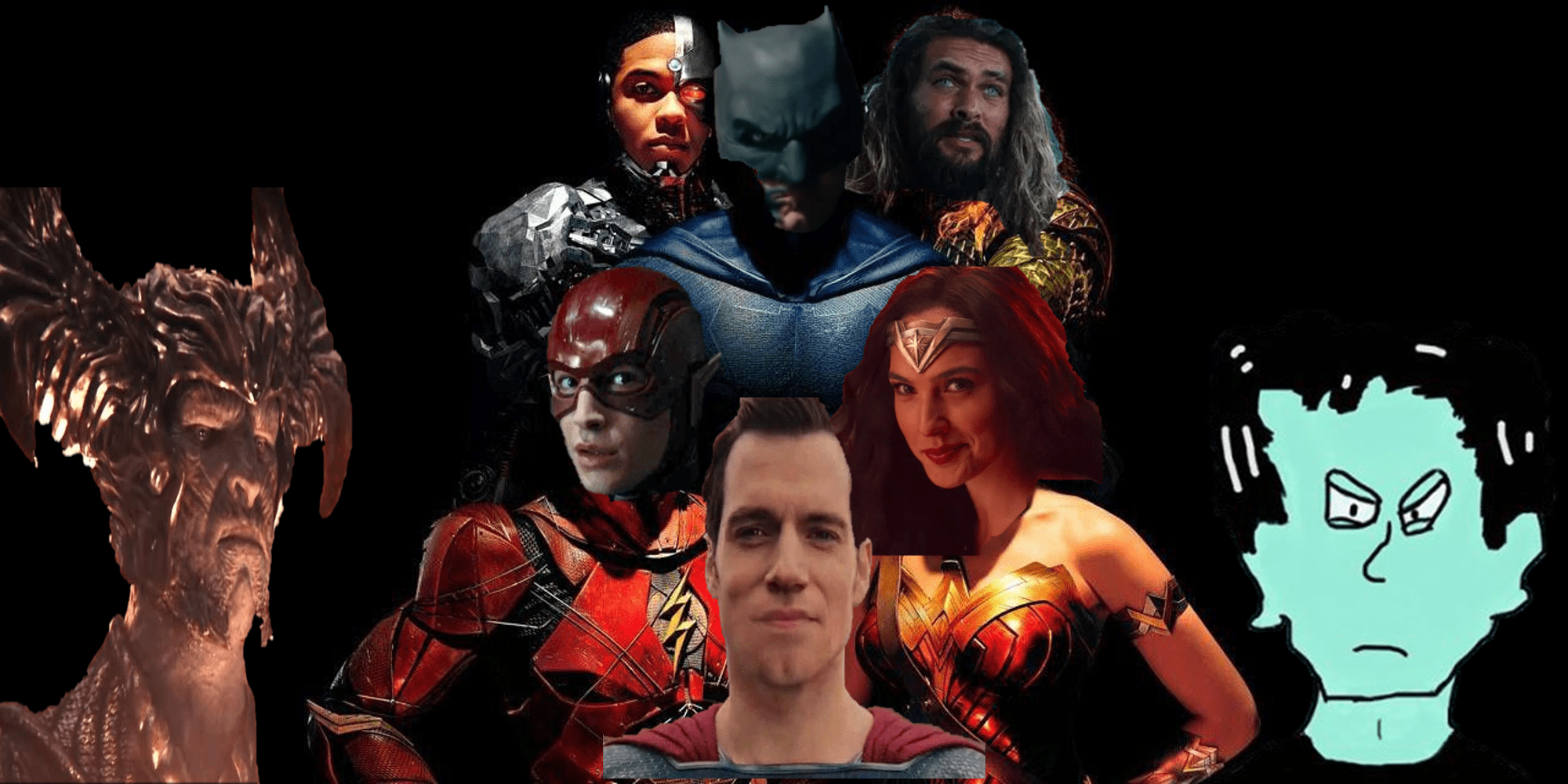 JUSTICE LEAGUE IS A JOKE!