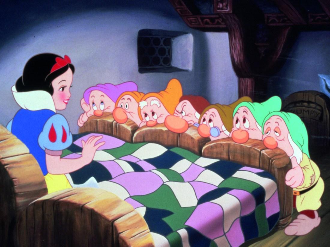 Snow-White-Disney-Animation-PRIVEEKOLLEKTIE