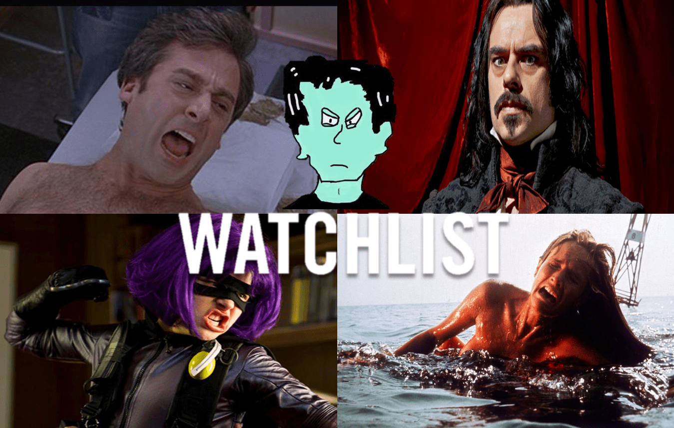 The Watchlist: Episode 1 – Pilot
