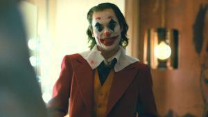 Joker was quite a show!