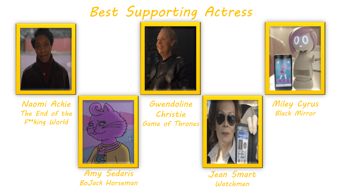 Cmy Supporting actress