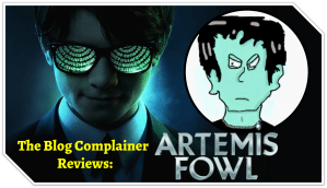 Artemis Fowl – An Underwhelming Mess