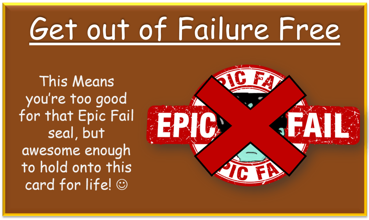 failure free