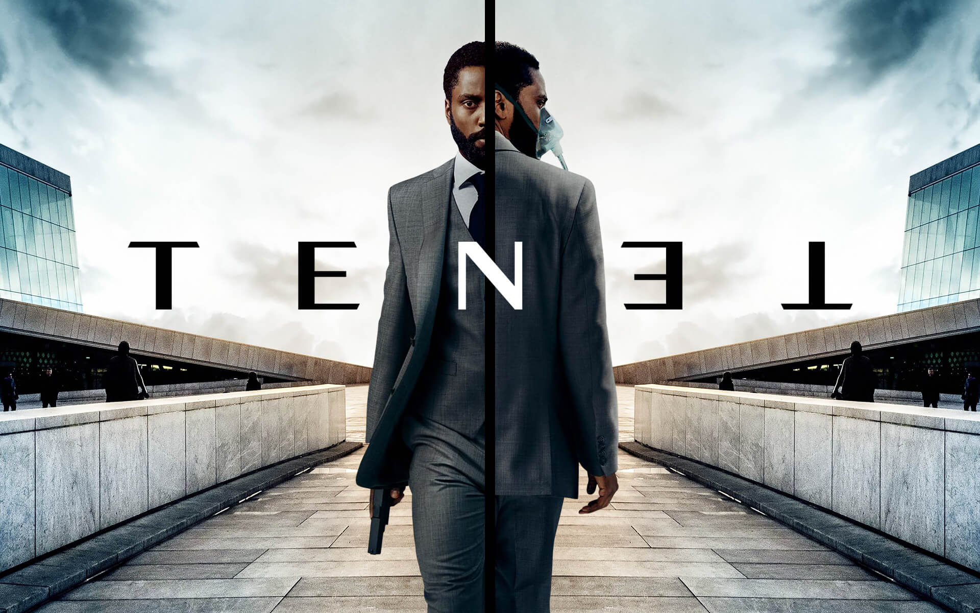 An Early Review: Tenet is confusing fun!