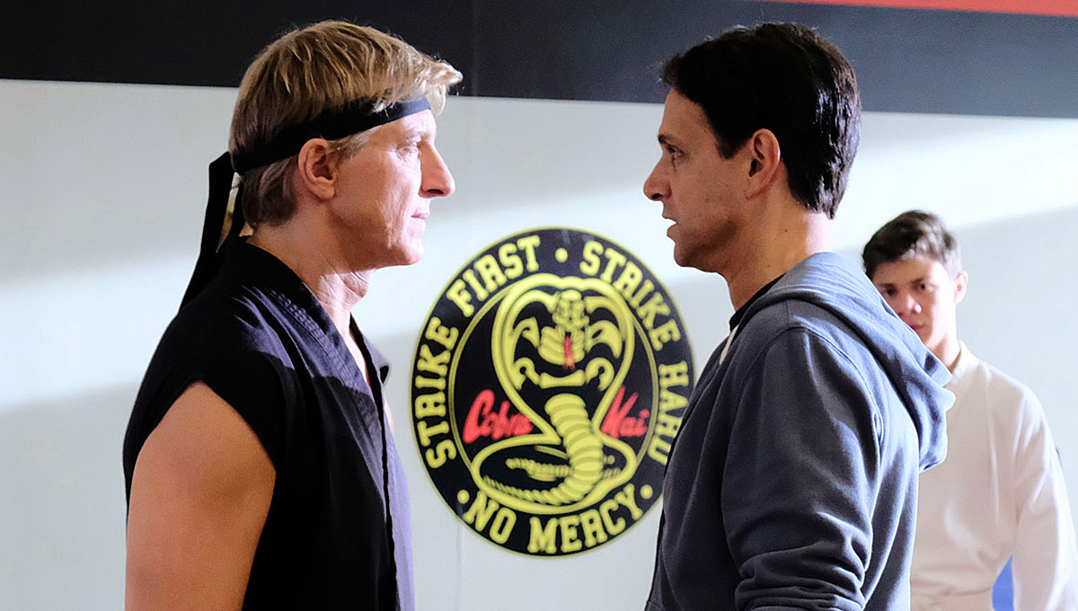 Cobra Kai Seasons 1 & 2 – quite overrated!