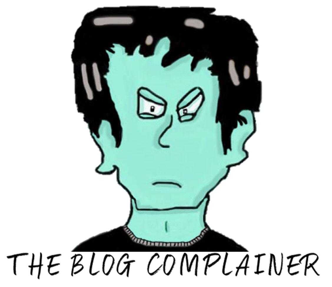 Blog Complainer Logo
