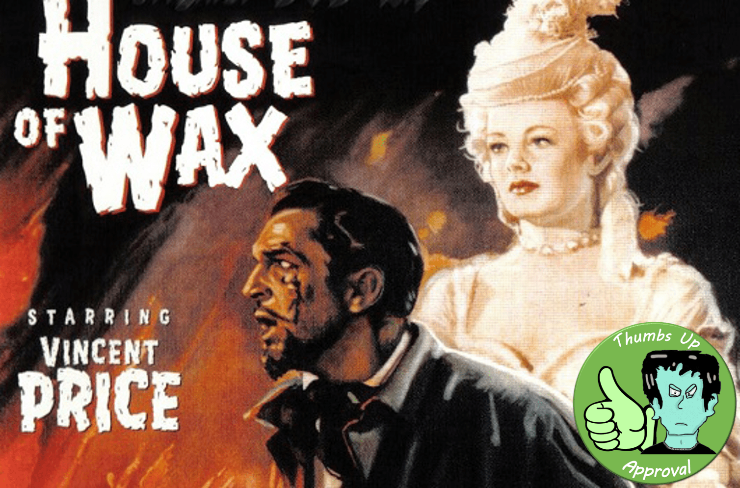 Halloween Request: House of Wax (1953)