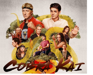 Cobra Kai Season 3 – Still Pretty Overrated!